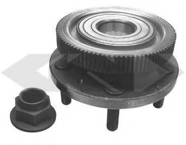 Комплект подшипника ступицы колеса SPIDAN 26845