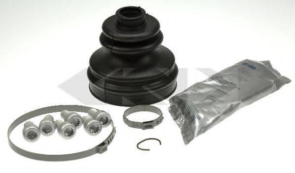 Комплект пылника, приводной вал SPIDAN 26128