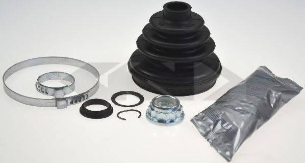Комплект пылника, приводной вал SPIDAN 26214
