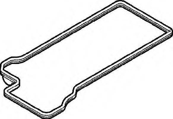 Прокладка, крышка головки цилиндра ELRING 266.160