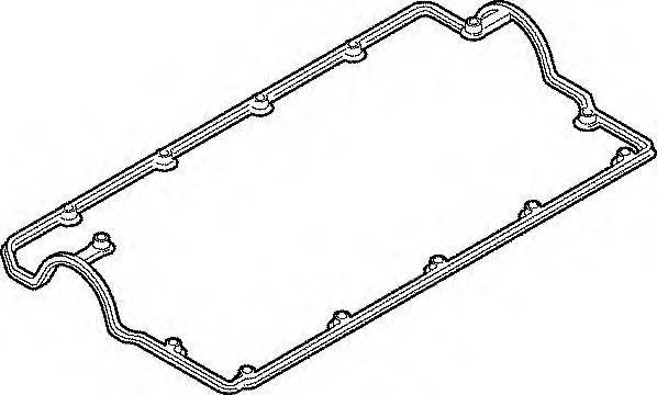 Прокладка, крышка головки цилиндра ELRING 266.060