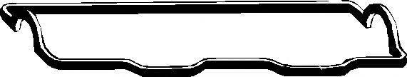 Прокладка, крышка головки цилиндра ELRING 701.823