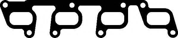 Прокладка, выпускной коллектор ELRING 007.870
