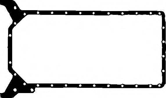Прокладка, маслянный поддон ELRING 811.272