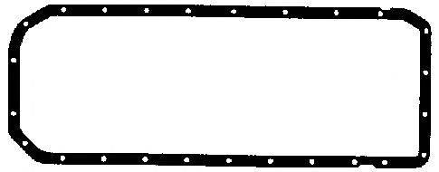 Прокладка, маслянный поддон ELRING 811.653