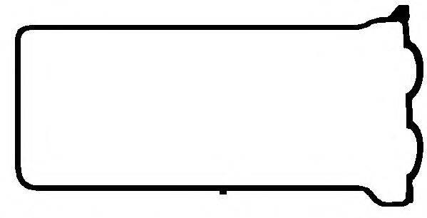 Прокладка, крышка головки цилиндра ELRING 707.880