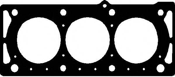 Прокладка, головка цилиндра ELRING 832.777
