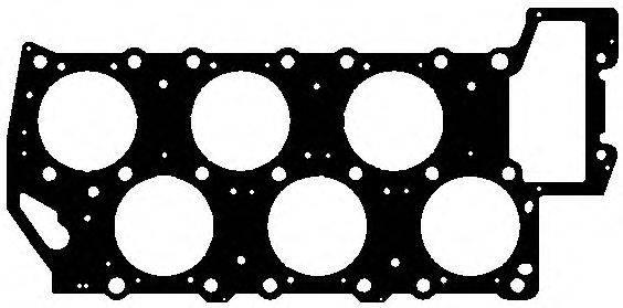 Прокладка, головка цилиндра ELRING 807.574