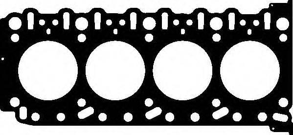 Прокладка, головка цилиндра ELRING 710.733