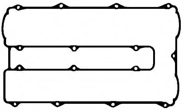 Прокладка, крышка головки цилиндра ELRING 707.210