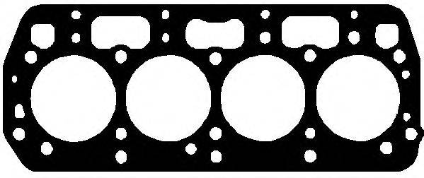 Прокладка, головка цилиндра ELRING 825.257