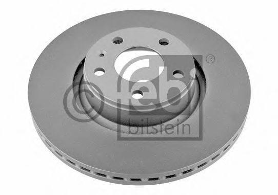 Тормозной диск FEBI BILSTEIN 26648