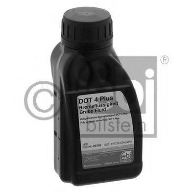 Тормозная жидкость; Тормозная жидкость FEBI BILSTEIN 26748