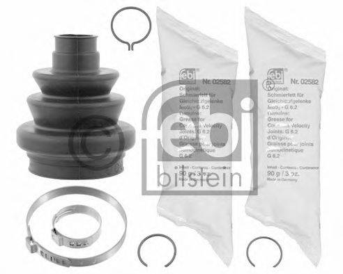 Комплект пылника, приводной вал FEBI BILSTEIN 27079