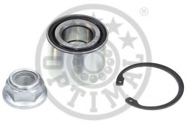 Комплект подшипника ступицы колеса OPTIMAL 702312