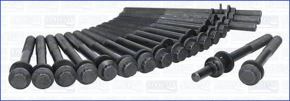 Комплект болтов головки цилидра AJUSA 81043100