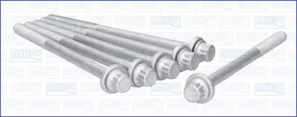 Комплект болтов головки цилидра AJUSA 81048800