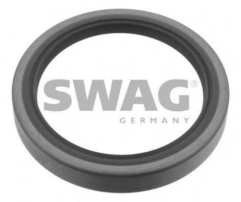 Уплотняющее кольцо вала, подшипник ступицы колеса SWAG 70 91 2694