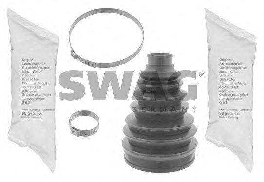Комплект пылника, приводной вал SWAG 70 91 4495