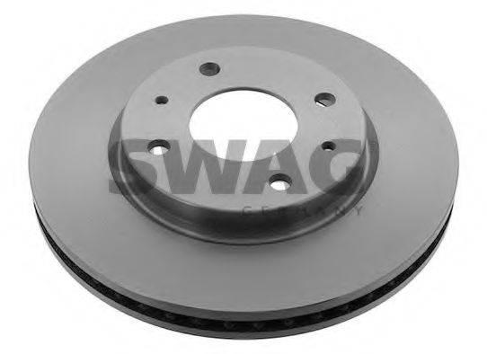 Тормозной диск SWAG 80 92 8441