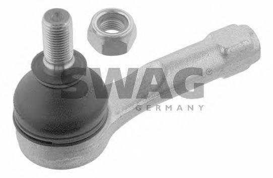 Наконечник поперечной рулевой тяги SWAG 82 93 2023