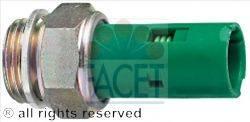 Датчик давления масла FACET 7.0110