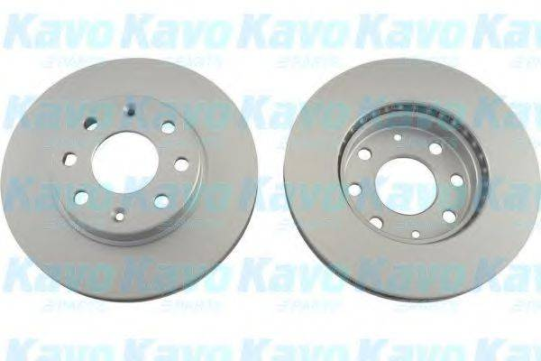 Тормозной диск KAVO PARTS BR-1209-C