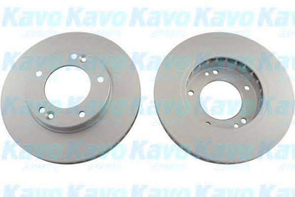 Тормозной диск KAVO PARTS BR-4214-C