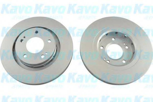 Тормозной диск KAVO PARTS BR-5762-C