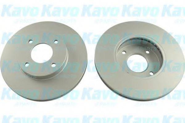 Тормозной диск KAVO PARTS BR-6768-C