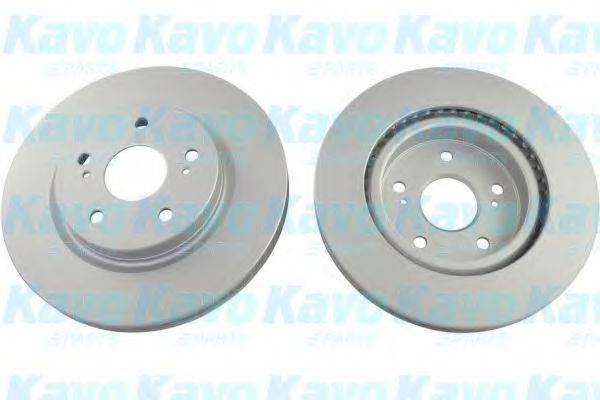 Тормозной диск KAVO PARTS BR-8722-C