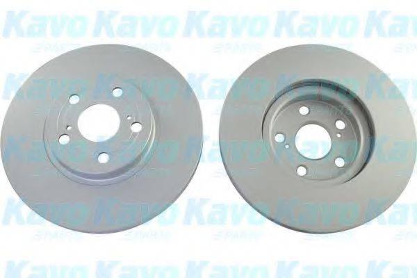 Тормозной диск KAVO PARTS BR-9423-C