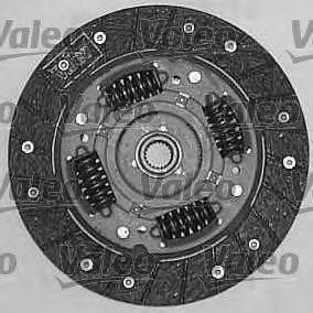 Комплект сцепления VALEO 821458