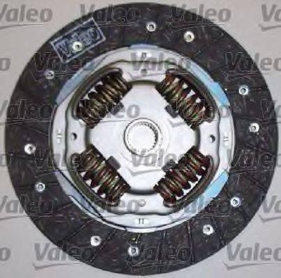Комплект сцепления VALEO 826339
