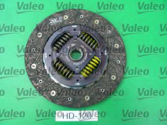 Комплект сцепления VALEO 826831