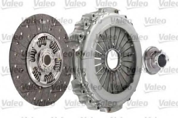 Комплект сцепления VALEO 809132