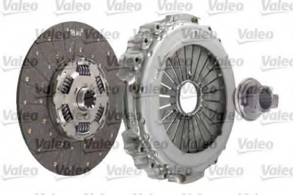 Комплект сцепления VALEO 805237