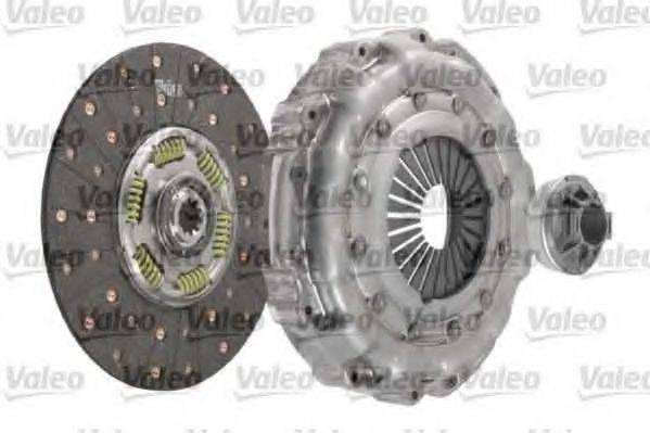 Комплект сцепления VALEO 809144