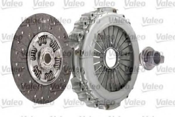 Комплект сцепления VALEO 827054