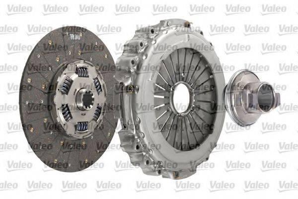 Комплект сцепления VALEO 827379