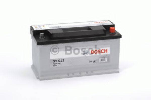 Стартерная аккумуляторная батарея; Стартерная аккумуляторная батарея BOSCH 0 092 S30 130