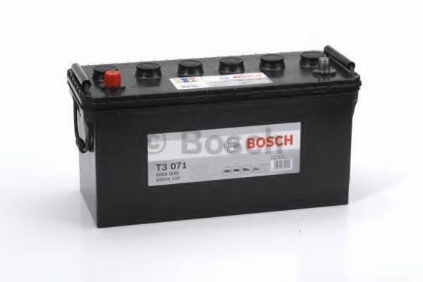 Стартерная аккумуляторная батарея; Стартерная аккумуляторная батарея BOSCH 0 092 T30 710