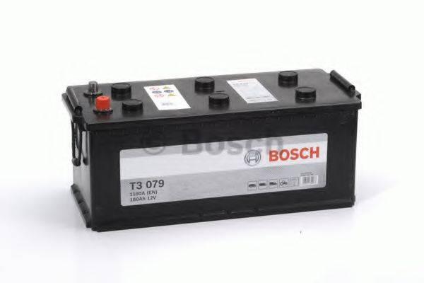 Стартерная аккумуляторная батарея; Стартерная аккумуляторная батарея BOSCH 0 092 T30 790