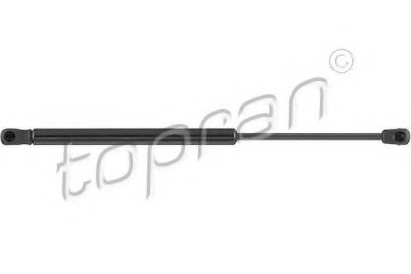 Газовая пружина, крышка багажник TOPRAN 700 841