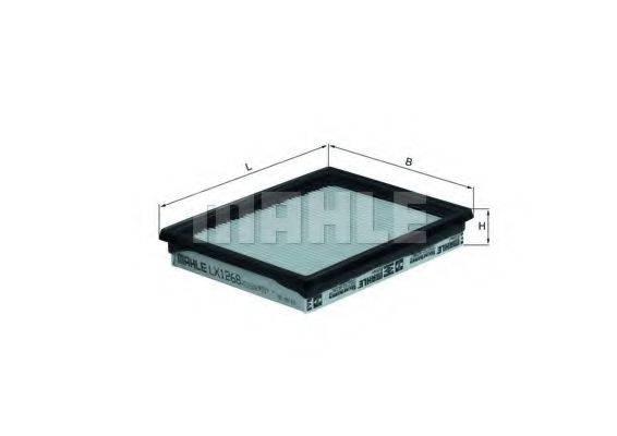 Воздушный фильтр KNECHT LX 1268