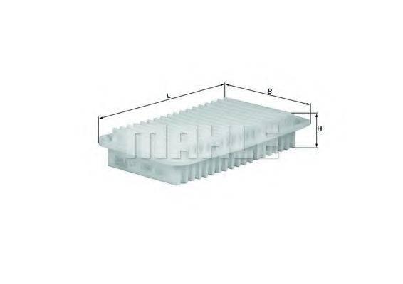 Воздушный фильтр KNECHT LX 1286