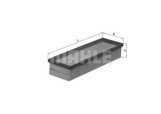 Воздушный фильтр KNECHT LX 1451