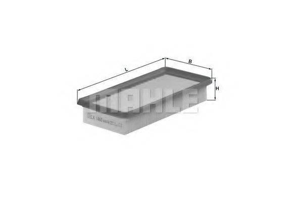 Воздушный фильтр KNECHT LX 1465