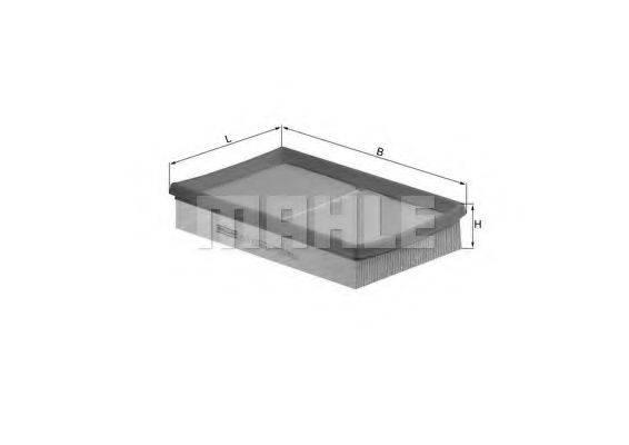 Воздушный фильтр KNECHT LX 1575