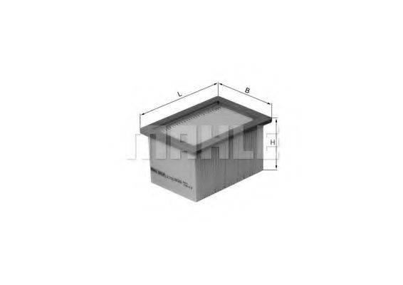 Воздушный фильтр KNECHT LX 1790
